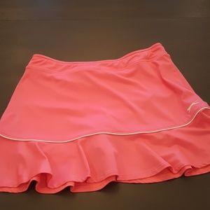Girls golf skirt